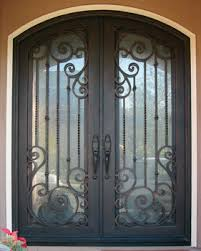cheap entry doors with iron and glass find entry doors with iron