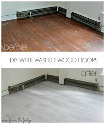 best 25 painting hardwood floors ideas on white