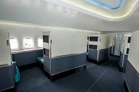 747 Dreamliner Interior Korean Air U0027s New 747 8i Offers New Flagship Seating Thedesignair