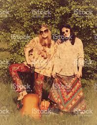 1960s style hippie girls stock photo 174964415 istock