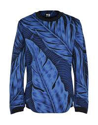 3d sweater y 3 3d aop sweater blue for adidas y 3 official store