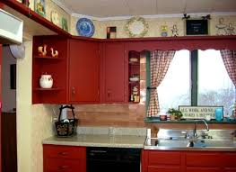 Red Birch Kitchen Cabinets Birch Kitchen Cabinets For Traditional Kitchen Bathroom Wall Decor
