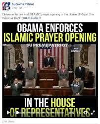 Live Prayer Chat Room by Obama Enforced Islamic Prayer Opening In U S House Of Representatives