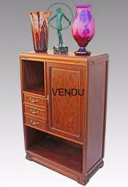 meubles art deco style art déco 1940 important meuble quatre portes style leleu galerie