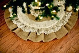 burlap tree skirt burlap christmas tree skirt bazaraurorita