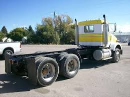 kenworth heavy haul for sale 1991 kenworth t800 day cab semi truck for sale 197 794 miles