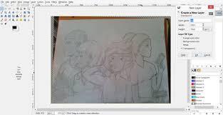digital drawing for beginners 6 steps