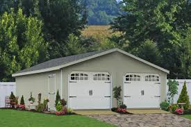 plans for a 25 by 25 foot two story garage prefab car garages two three and four cars see prices