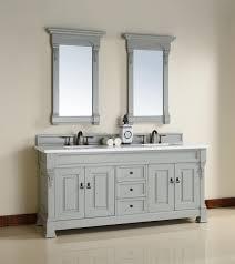 abstron 72 inch urban grey double bathroom vanity optional countertops