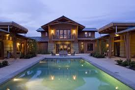 u shaped houses floor plan u shaped house plans with courtyard pool floor plan in