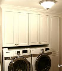 How To Install Wall Cabinets In Laundry Room Easier Access To Upper Laundry Cabinets