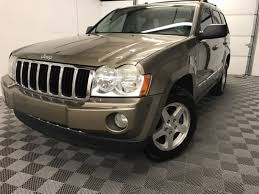 jeep grand cherokee limited 2006 jeep grand cherokee limited leather roof nav city ok direct