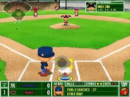 Backyard Baseball Ps2 Backyard Baseball Screenshots Hooked Gamers
