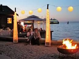 waterfront wedding venues island villa vashon weddings
