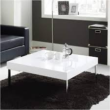 glossy white coffee table gloss white coffee table elegant tiffany white high gloss square