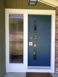 make your own affordable door lite kits for your front entry