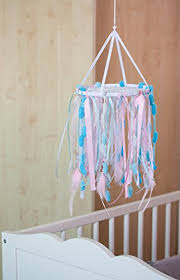 Decor Baby Room Crib Mobile Dreamcatcher Baby Nursery Catcher 8