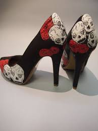 Skull High Heels 164 Best Wicked Gothic Heels Images On Pinterest Shoes Shoe And