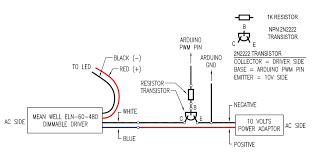 0 10v pwm dimming problem