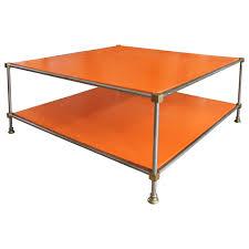 coffee table orange coffee table home interior design