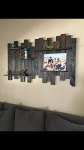 Wall Decor Ideas Pinterest by Pallet Wall Decor With Antique Turquoise By Pineknobsandcrickets