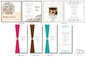 Invitation Cards Size Wedding Invitation Card Size In Cm