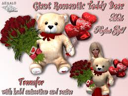 big teddy bears for valentines day second marketplace teddy