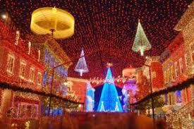 is the osborne family spectacle of lights coming back in 2015