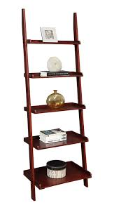 Ladder Style Bookcase by Amazon Com Convenience Concepts French Country Bookshelf Ladder