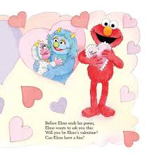 elmo valentines elmo books put me in the story