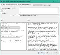 windows insider program for business microsoft docs