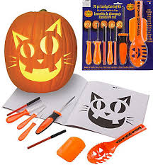pumpkin carving kits pumpkin carving kits pumpkin carving tools stencils party city
