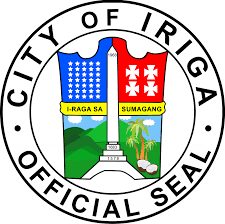 Philippine Flag Means City Seal And Logo Iriga City