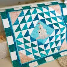 theme quilts summer sand and sea theme wall quilt pattern