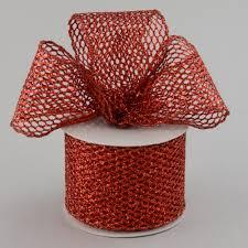 diamond mesh ribbon 2 5 glitter diamond mesh ribbon 10 yards rm937624