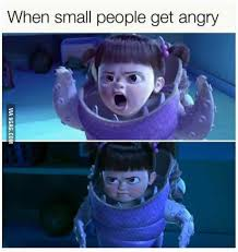 Angry Girl Meme - when they don t take you seriously short girls short girl