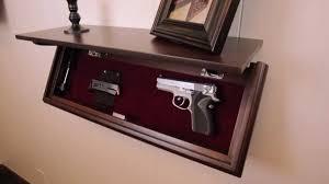 Wall Mounted Gun Safe Bedroom Gun Safe Fallacio Us Fallacio Us