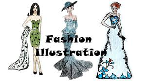 illustration clothes for beginners pakaian santai atau