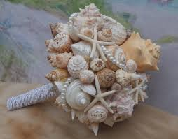 seashell bouquet bridesmaid seashell bouquet bouquet destination bouquet