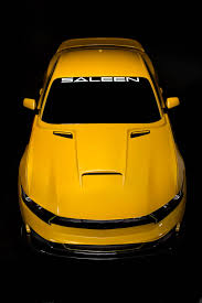 Mustang Yellow And Black 2015 Saleen Ford Mustang S302 Black Label Muscle Cars News And