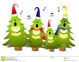 christmas song tree christmas lights decoration