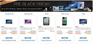 macbook black friday apple black friday 2011 possible deals for macbook pro air and