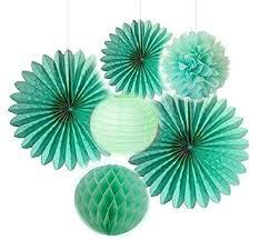 mint green tissue paper since mint series mint green tissue paper pompom paper fan mint