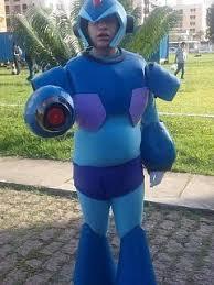 Megaman Halloween Costume Photos 1 Cosplay
