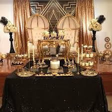table and chair rentals bronx ny anniversary party details gold chandelier dessert stands by
