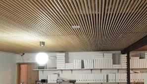 wood slat ceiling design home design ideas