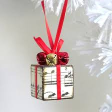 Music Christmas Tree Decorations by 25 Best Sheet Music Ornaments Ideas On Pinterest Sheet Music