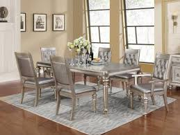 infini furnishings victoria 7 piece dining set u0026 reviews wayfair