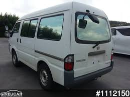 nissan family van used nissan vanette van from japan car exporter 1112150 giveucar