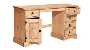 Schreibtisch Dunkelbraun Massiv Pinie Möbel Massiv Dekoration Und Interior Design Als